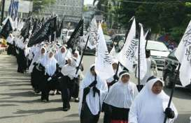 Muslimah HTI Diundang Rapat, Pegawai Pemprov DKI Tahu dari Google