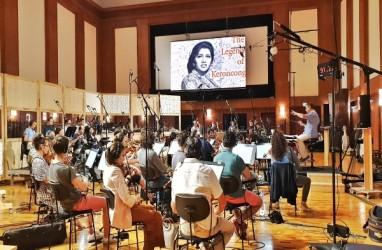 Erwin Gutawa dan Vidi Aldiano Kolaborasi Musik Keroncong dengan Orkestra Austria