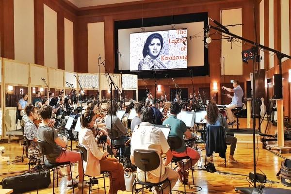 Erwin Gutawa Kolaborasi Musik Keroncong dengan Orkestra Austria - istimewa