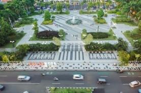Alun-Alun Baru Surabaya Seluas 1,46 Ha