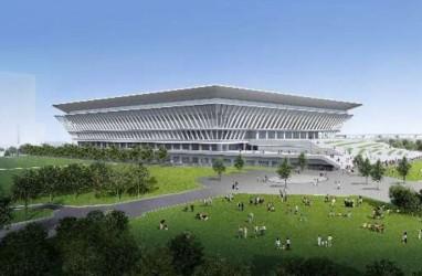 Dua Arena Olimpiade 2020 Gunakan Teknologi Tahan Gempa dari Bridgestone