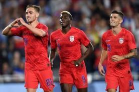 Hasil Gold Cup : Amerika & Panama Memulai dengan Kemenangan