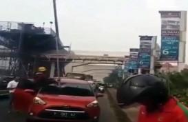 Viral Besi Timpa Mobil di Tol Cimanggis-Cibitung, Ini Penjelasan Pengelola