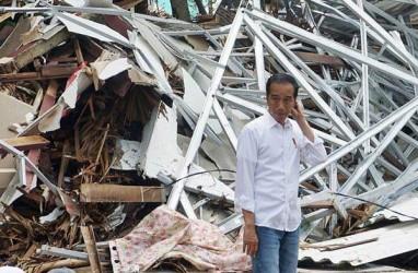 248 Huntara Diserahkan ke Korban Tsunami Selat Sunda di Pandeglang