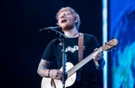 Ed Sheeran Gaet Banyak Musisi untuk Album Terbaru