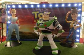 Nostalgia bersama Toy Story 4 di Kota Kasablanka