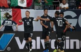 Hasil Gold Cup: Meksiko 99,99 Persen Lolos ke 8 Besar