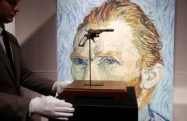 Pistol yang Dipakai Van Gogh untuk Bunuh Diri Laku Dilelang Rp2,08 Miliar