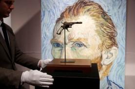 Pistol yang Dipakai Van Gogh untuk Bunuh Diri Laku…
