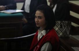 Vanessa Angel Ajukan Pledoi Atas Tuntutan 6 Bulan Penjara