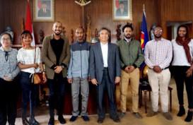 Wirausahawan Muda Ethiopia Ingin Kembangkan Kerja Sama dengan Indonesia