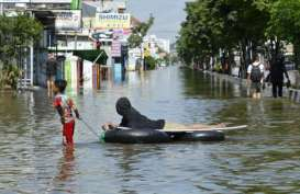 Kaltim Dorong Program Penanggulangan Banjir Jadi PSN