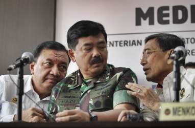 Panglima TNI Ajukan Penangguhan Penahanan Soenarko
