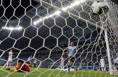 Jepang vs Uruguay 2 - 2, Jaga Peluang ke 8 Besar Copa America (Video)