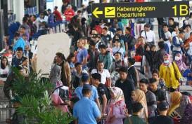 Jokowi : 2021, Terminal 4 Bandara Soetta Mulai Dibangun
