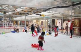 Ajak Pengunjung Rayakan 'Hari Raya Festival', PIM Hadirkan Snow Storm & Flying Trapeze