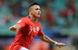 Hasil Copa America 2019: Gol Alexis Sanchez Bawa Chile Lolos ke Perempat Final