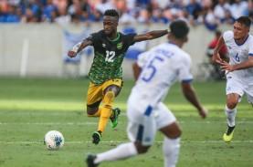 Hasil Gold Cup : Jamaika vs El Salvador 0 - 0, Curacao…