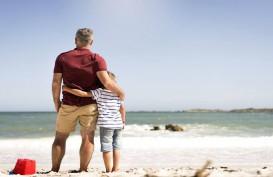 Ayah Pengaruhi Pendidikan dan Emosi Anak
