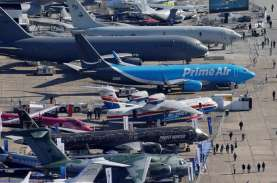 Paris Air Show 2019, Ini Transaksi Miliaran Dolar…