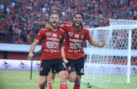 Sikat PSIS, Bali United Pimpin Klasemen Liga 1 Geser Madura United