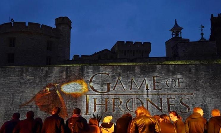 Film serial Game of Thrones - Reuters