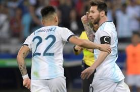 Jadwal Copa America Argentina vs Qatar, Klik di Sini…