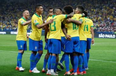 Brasil & Venezuela Lolos ke Perempat Final Copa America (Video)