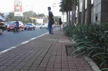 Ketua DPRD DKI Setuju Anies Revitalisasi Trotoar