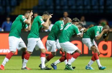Hasil Piala Afrika, Nigeria & Uganda Buka Kemenangan