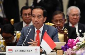 Jokowi Tekankan Perkuat Ekonomi Asean Ditengah Perang Dagang