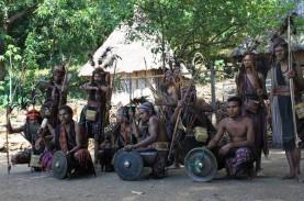 Pemkab Alor Lestarikan Aset Budaya Pakaian Kulit Kayu