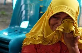 Isak Tangis Menyelimuti Penyerahan Jenazah 23 Korban Tewas Kebakaran Pabrik Macis di Langkat