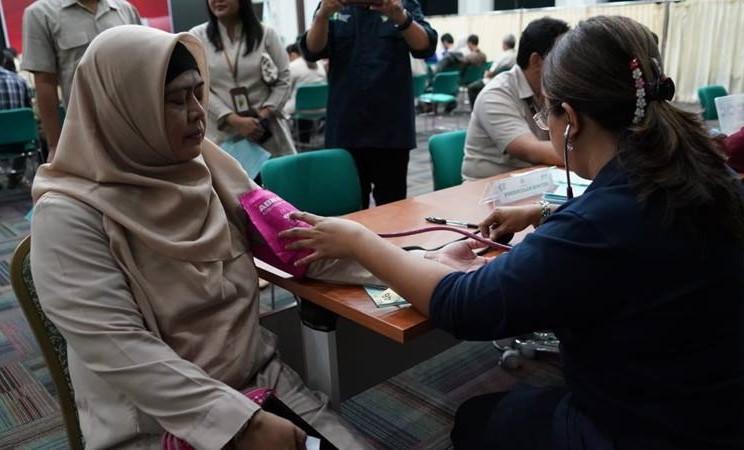 Donor darah. - Dok. Kementerian Kesehatan