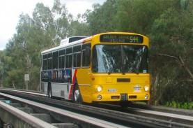 Seperti Apa O-Bahn Busway, Angkutan Massal Perkotaan…