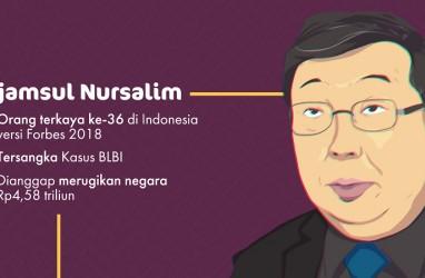 Sjamsul Nursalim Jadi Tersangka : 'Perlawanan' di Meja Pengadilan