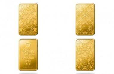Emas Antam Kembali Diperdagangkan pada Level Rp700.000