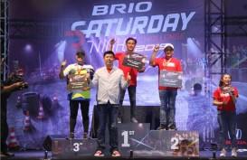Rinaldo Catatkan Rekor Waktu 20,1 Detik di Seri Pertama BSNC 2019