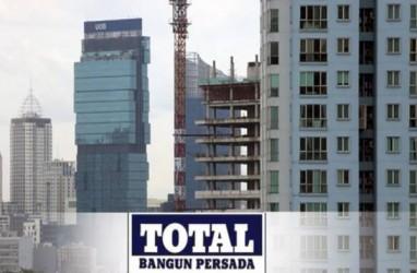 Semester II/2019, Total Bangun Persada (TOTL) Kantongi Pipeline Kontrak Rp6,9 Triliun