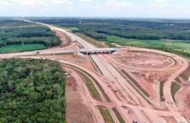 Konstruksi Jalan Tol Terpeka Segera Rampung