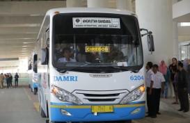 Layanan Operasional Damri ke Bandara Kertajati Ditambah