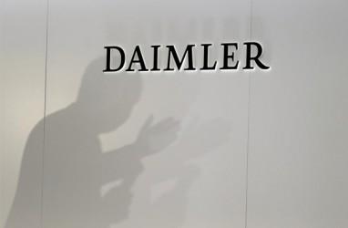 Daimler Pangkas Proyeksi Laba, Bursa Eropa Berakhir di Zona Merah
