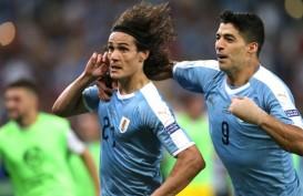 Hasil Copa America : Uruguay Juara Grup C, Jepang Tersingkir
