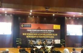Forum Kebangsaan UI Bahas Posisi Indonesia sebagai Basis Ekonomi