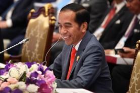 Undang Para 'Crazy Rich Indonesia', Presiden Jokowi…