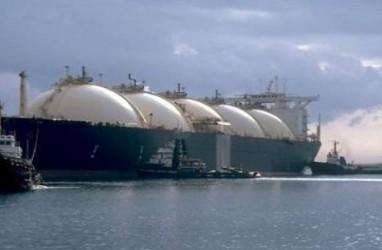 Permintaan di Asia Timur Lemah, Harga Gas Alam Turun