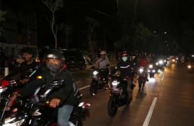 20 Klub Motor Ikuti Konvoi Suzuki Spesial Day Pekanbaru