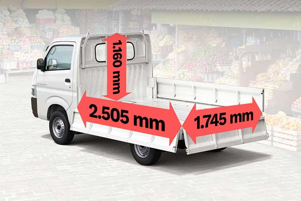 All-New Suzuki Carry Pick Up. - suzuki.co.id