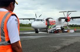 Wings Air Batalkan Penerbangan Ternate-Morotai, karena Gunung Dukono Erupsi
