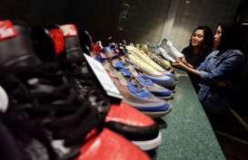 Tren Sepatu Sneaker Bikin Serapan Karet Rendah